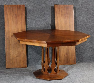 Harvey Probber Foster Mcdavid Dining Table Inlay Top