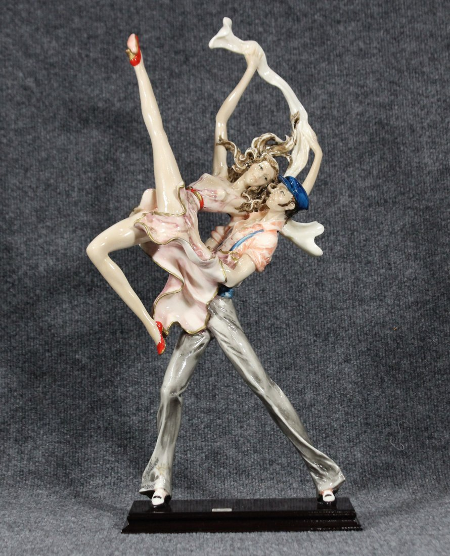 A. SANTINI Limited Edition #49/2000 Dancing Couple