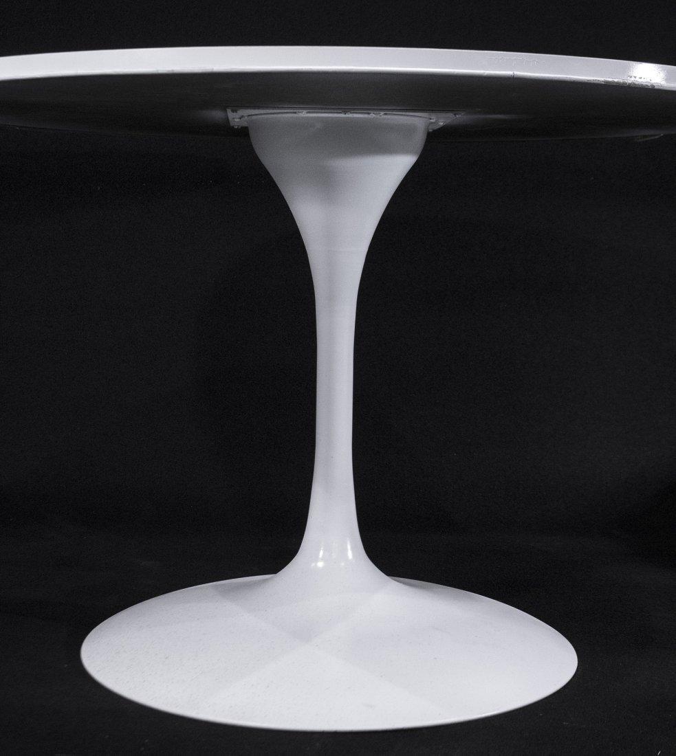 SAARINEN Style WHITE TULIP DINETTE TABLE 41.5 in. diam. - 2