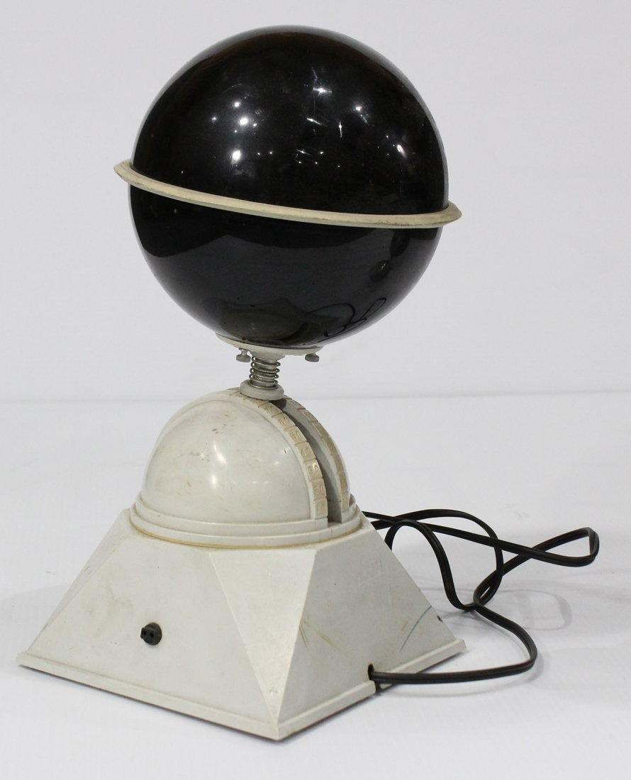 Two [2] Mid Century PLANETARIUM Models ONE LIGHTS UP - 4