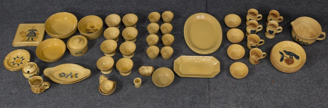 40 + Pieces PFALTZGRAFF Pottery Dinner Ware And Serving - 2