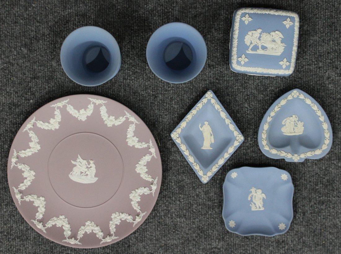 Seven [7 ] Pieces Assorted WEDGEWOOD - 2