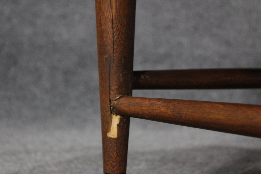 Mid-century danish modern style lane coffee table - 3