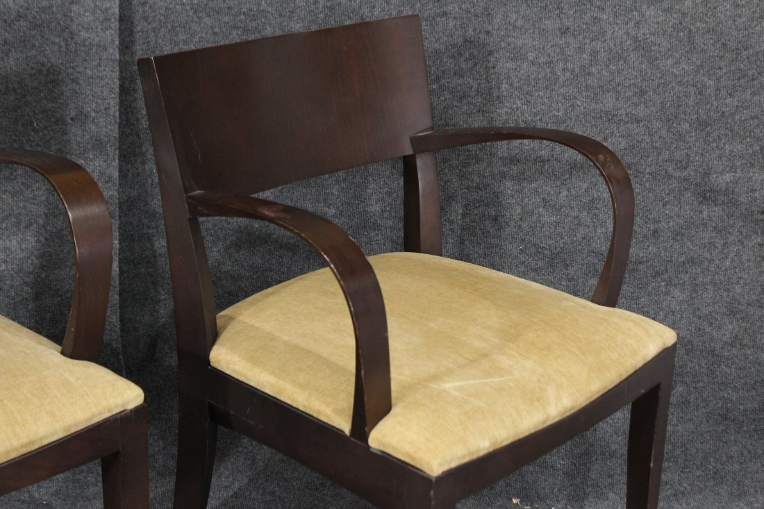 Jonathan Crinion KNOLL STUDIO 1999 Three [3] ARM CHAIRS - 3