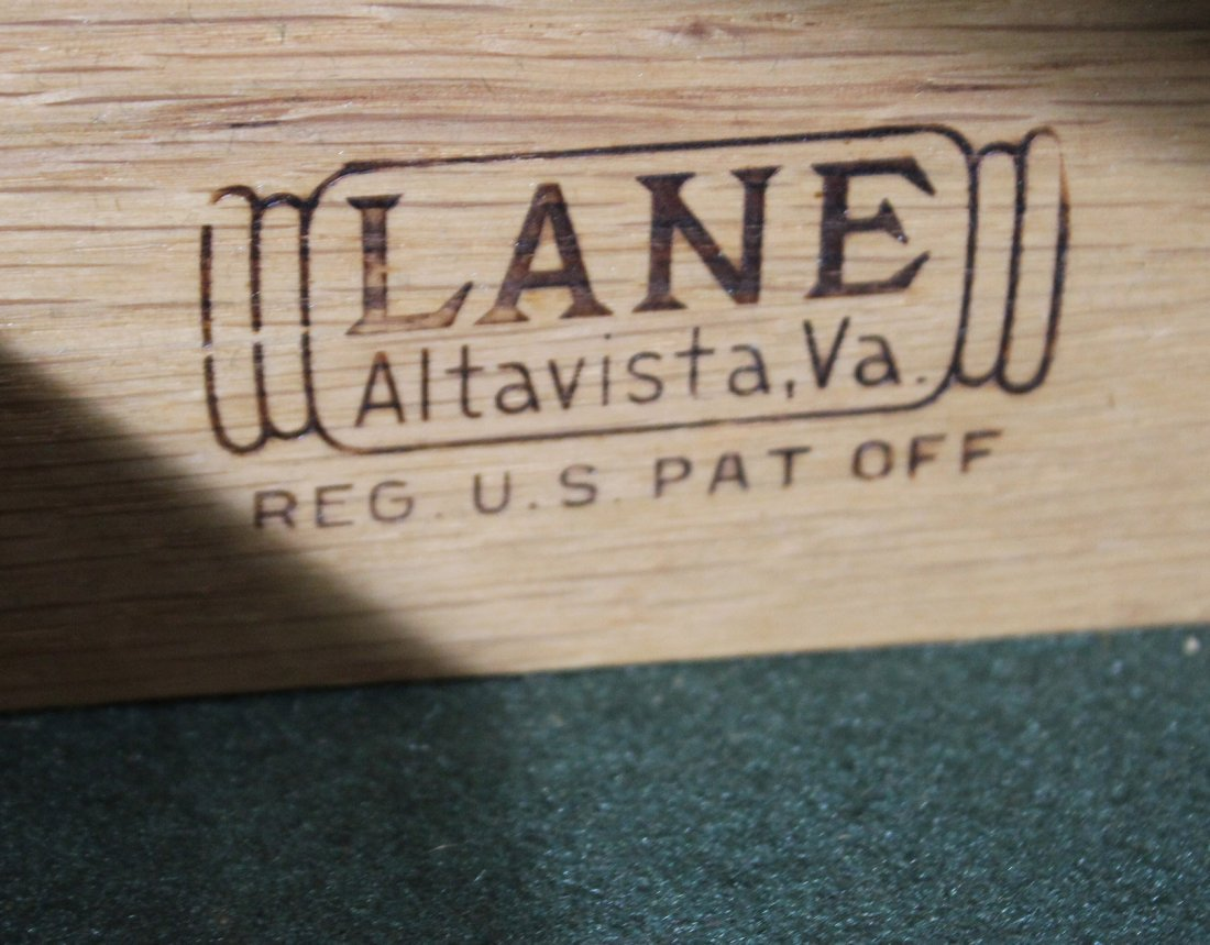 Lane Altavista Occasional end table with drawers - 3