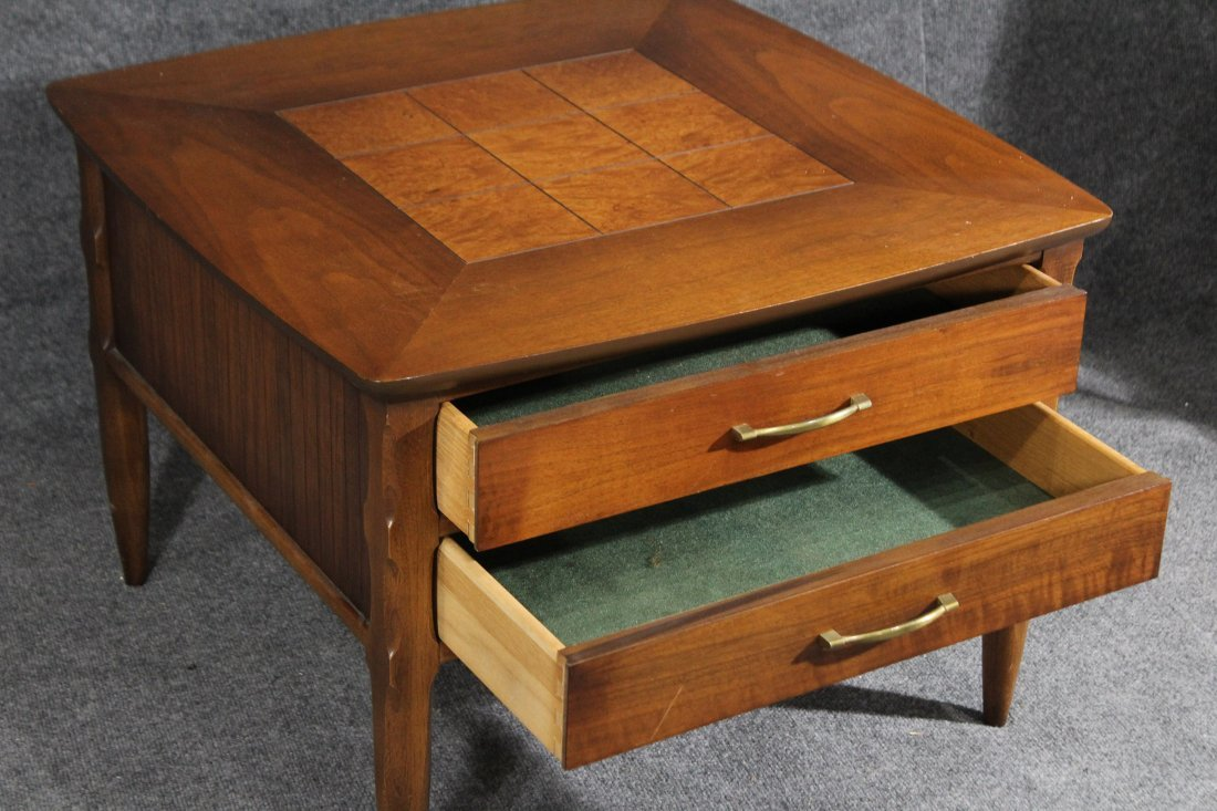 Lane Altavista Occasional end table with drawers - 4
