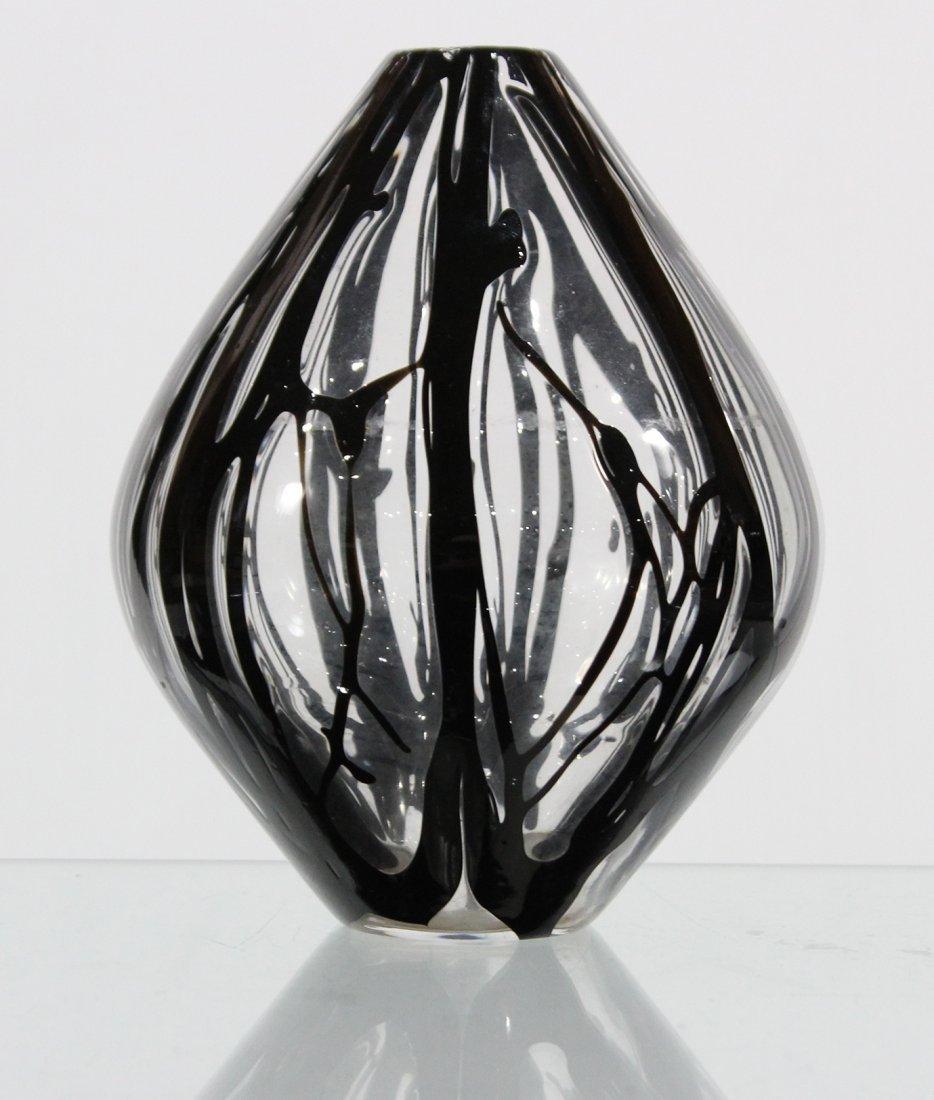 Superb Quality Mid Century Italian Art Glass Vase - 3