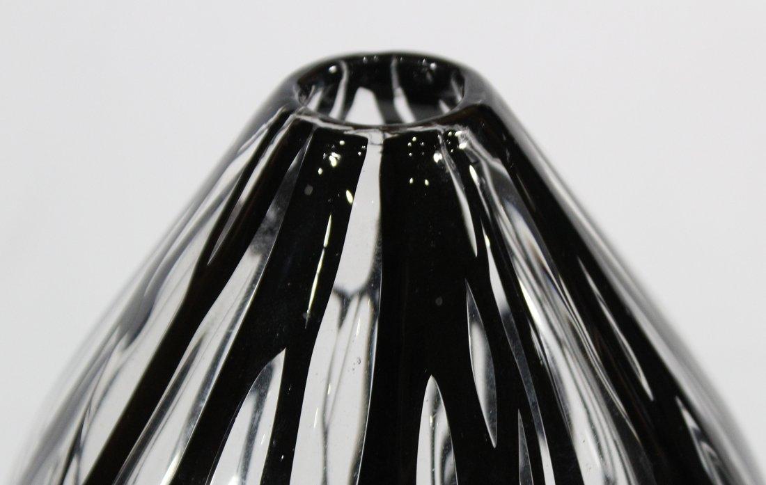 Superb Quality Mid Century Italian Art Glass Vase - 4