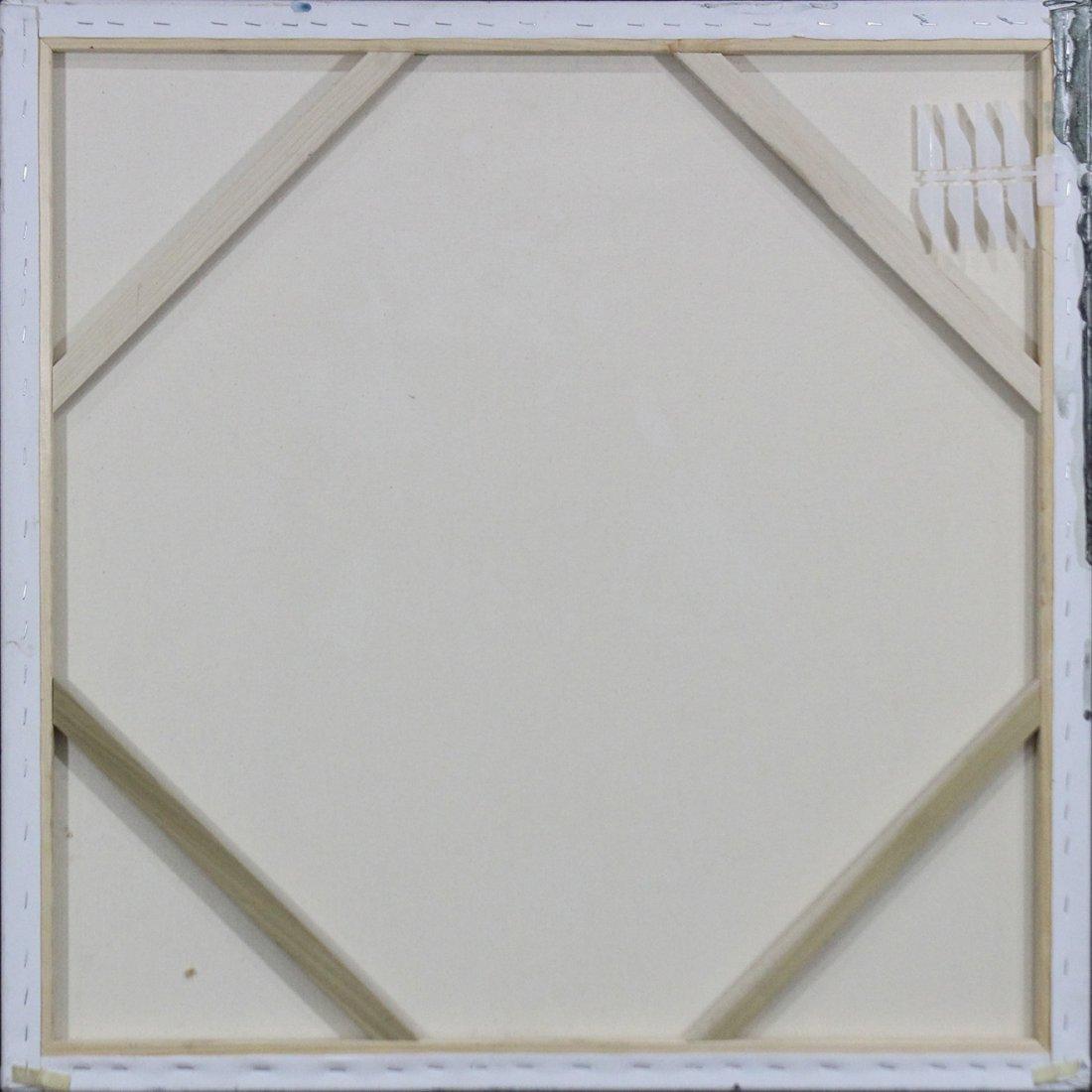 KRANICH Modern SPLATTER DRIP ART ABSTRACT ON CANVAS - 4