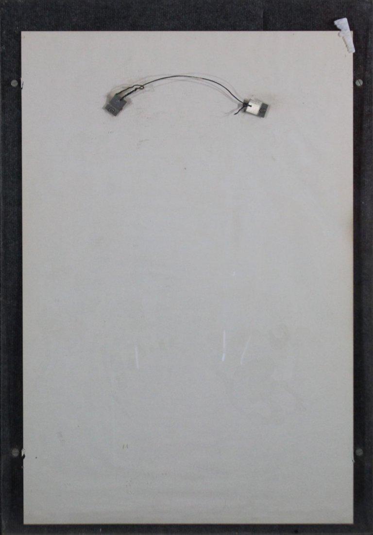 PETER MAX Original Pop Art Poster DON'T SMOKE CIGARETTE - 4