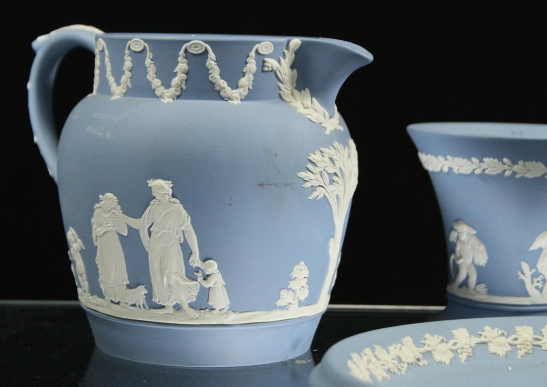 Four [4] Piece Assorted WEDGEWOOD Grouping - 2