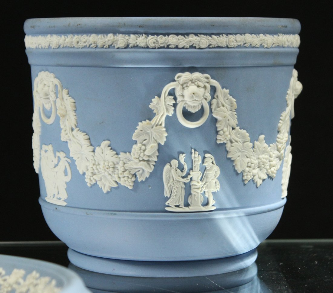 Four [4] Piece Assorted WEDGEWOOD Grouping - 3