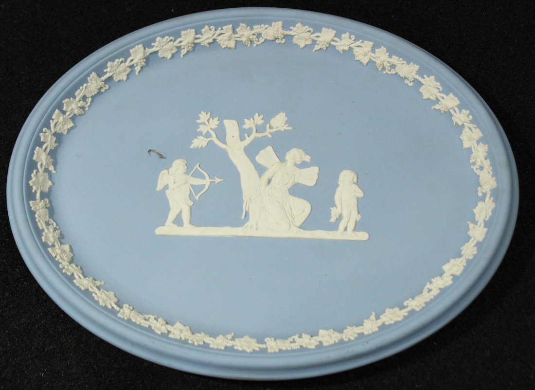 Four [4] Piece Assorted WEDGEWOOD Grouping - 4