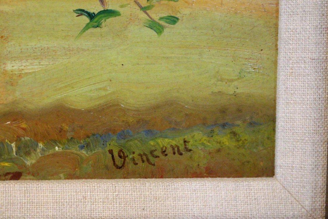 VINCENT VAN GOGH 1853-1890 Attributed/Manner OIL/B TREE - 4