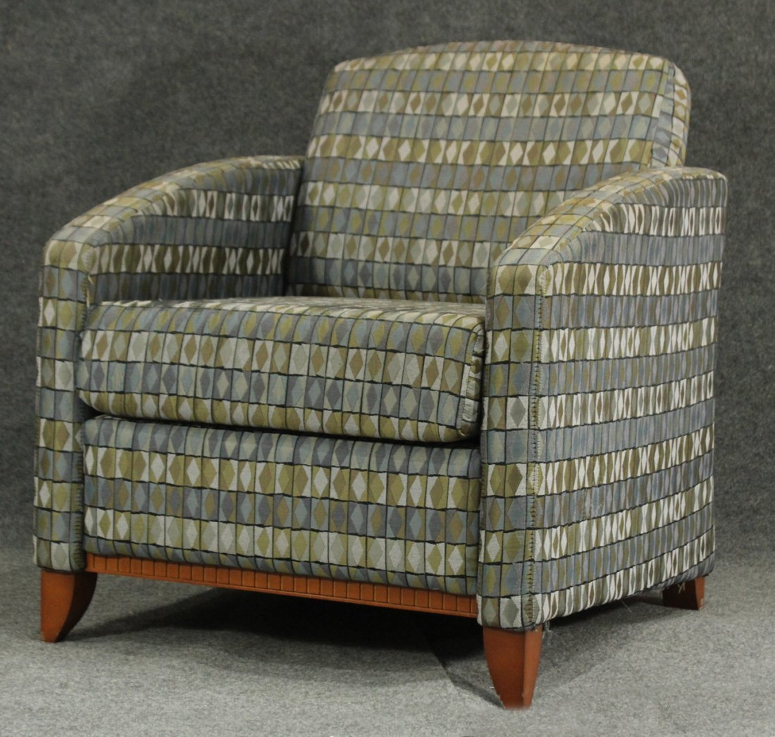 Krug Inc Mid-century lounge chair