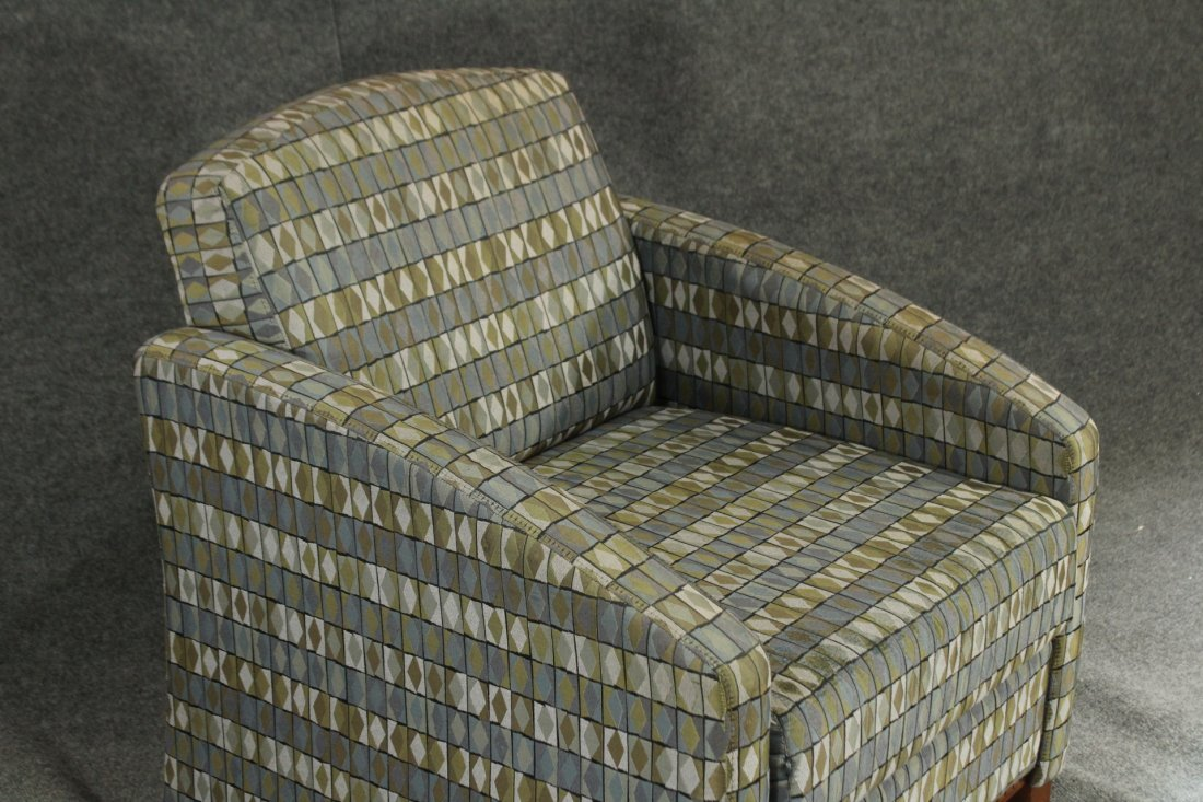 Krug Inc Mid-century lounge chair - 5
