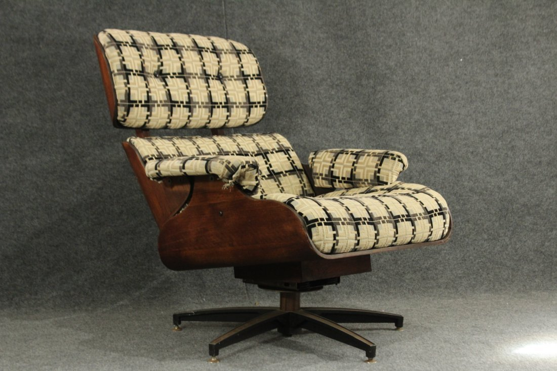 herman miller charles eames STYLE lounge chair plycraft
