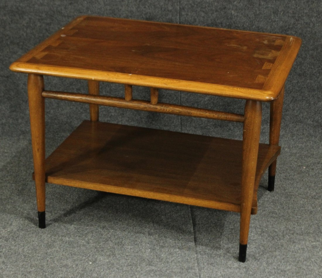 LANE Mid-century Modern occasional side table