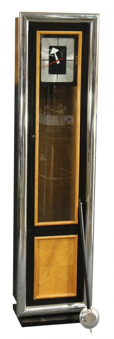 MILO BAUGHMAN Style HOWARD MILLER TALL CASE CLOCK