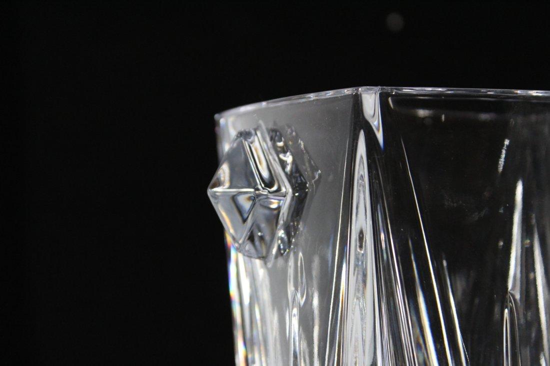 LENOX CRYSTAL Mid Century Design Cubistic ICE BUCKET - 2