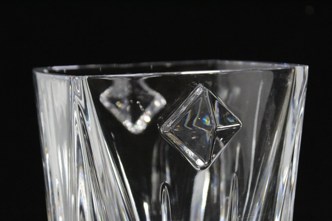 LENOX CRYSTAL Mid Century Design Cubistic ICE BUCKET - 4