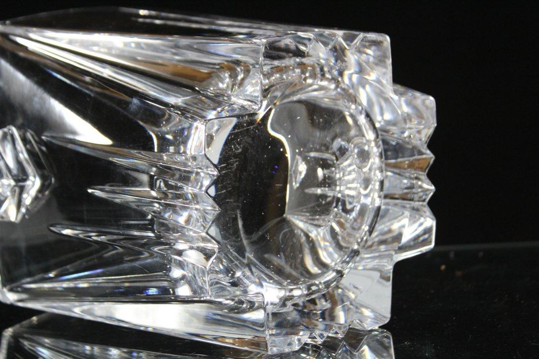 LENOX CRYSTAL Mid Century Design Cubistic ICE BUCKET - 5