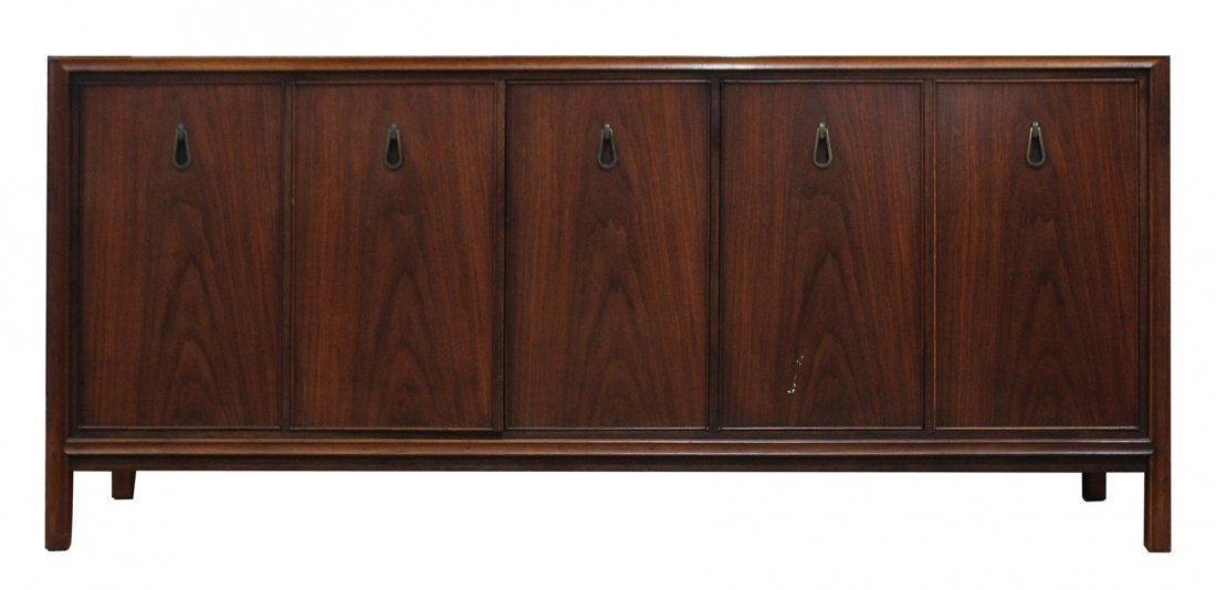 HIGH QUALITY MID CENTURY MODERN ROSEWOOD SIDEBOARD