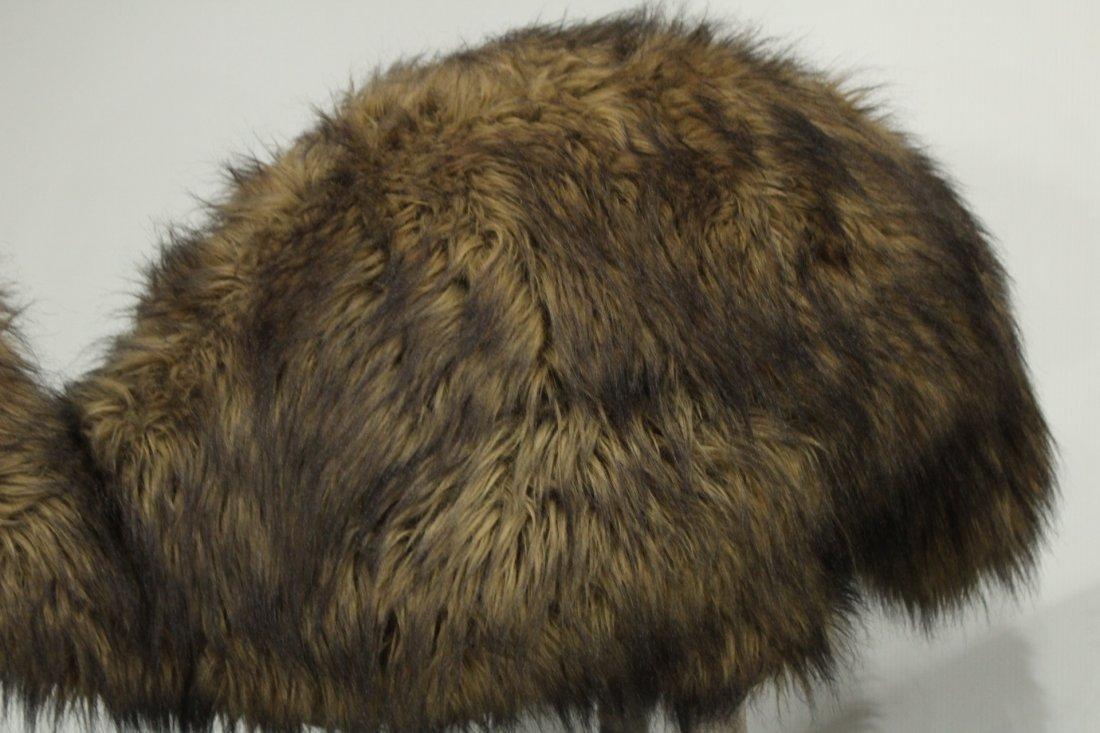EMU 31 inch Tall LIFE SIZE PLUSH STUFFED TOY ANIMAL - 4