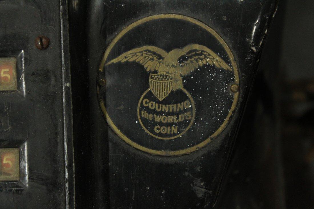 ANTIQUE BANK COIN COUNTER - STANDARD JOHNSON Brooklyn - 5