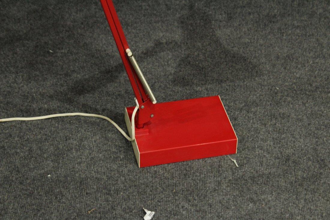 RED Italian Design ADJUSTABLE ARCHITECT DESK LAMP - 3