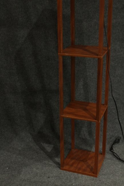 Mid Century Design TOWER LAMP Tall Narrow Square - 4
