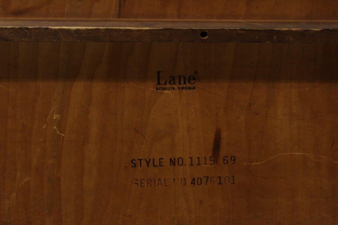 MILO BAUGHMAN FOR LANE FURN. TRIPARTITE COFFEE TABLE - 3