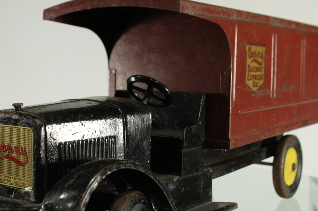 SON-NY RAILWAY EXPRESS PRESSED STEEL DELIVERY TRUCK - 10