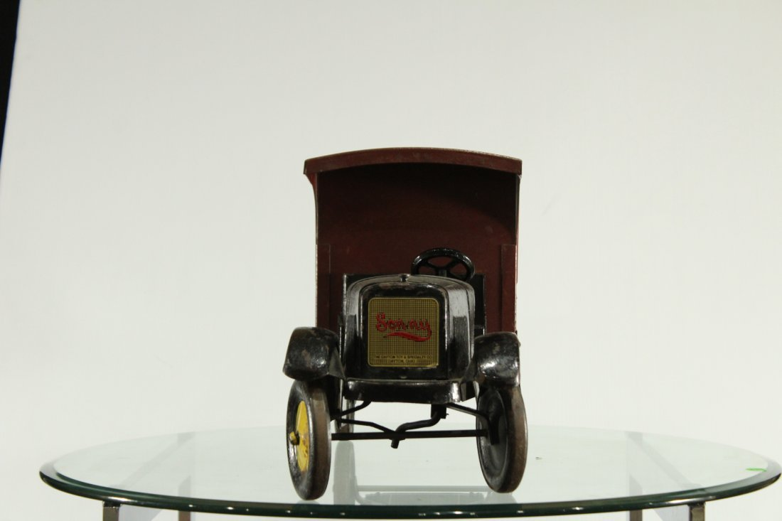 SON-NY RAILWAY EXPRESS PRESSED STEEL DELIVERY TRUCK - 3
