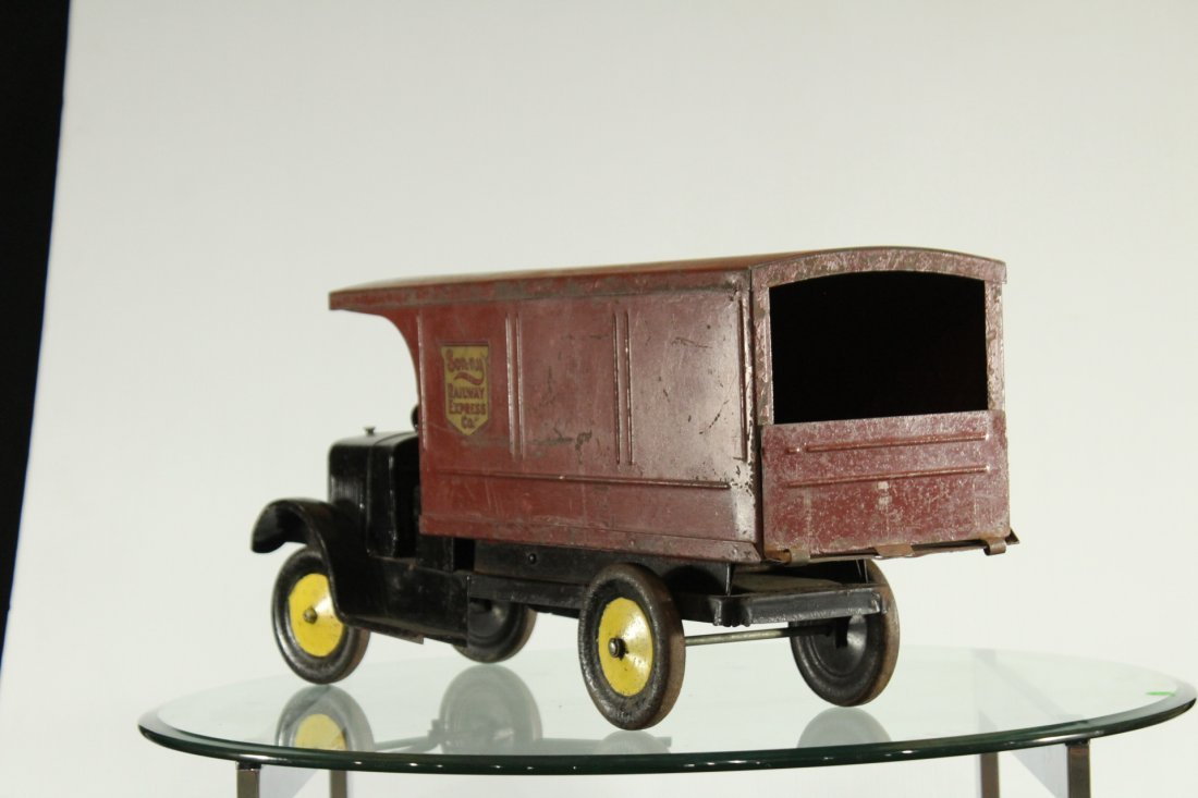 SON-NY RAILWAY EXPRESS PRESSED STEEL DELIVERY TRUCK - 6