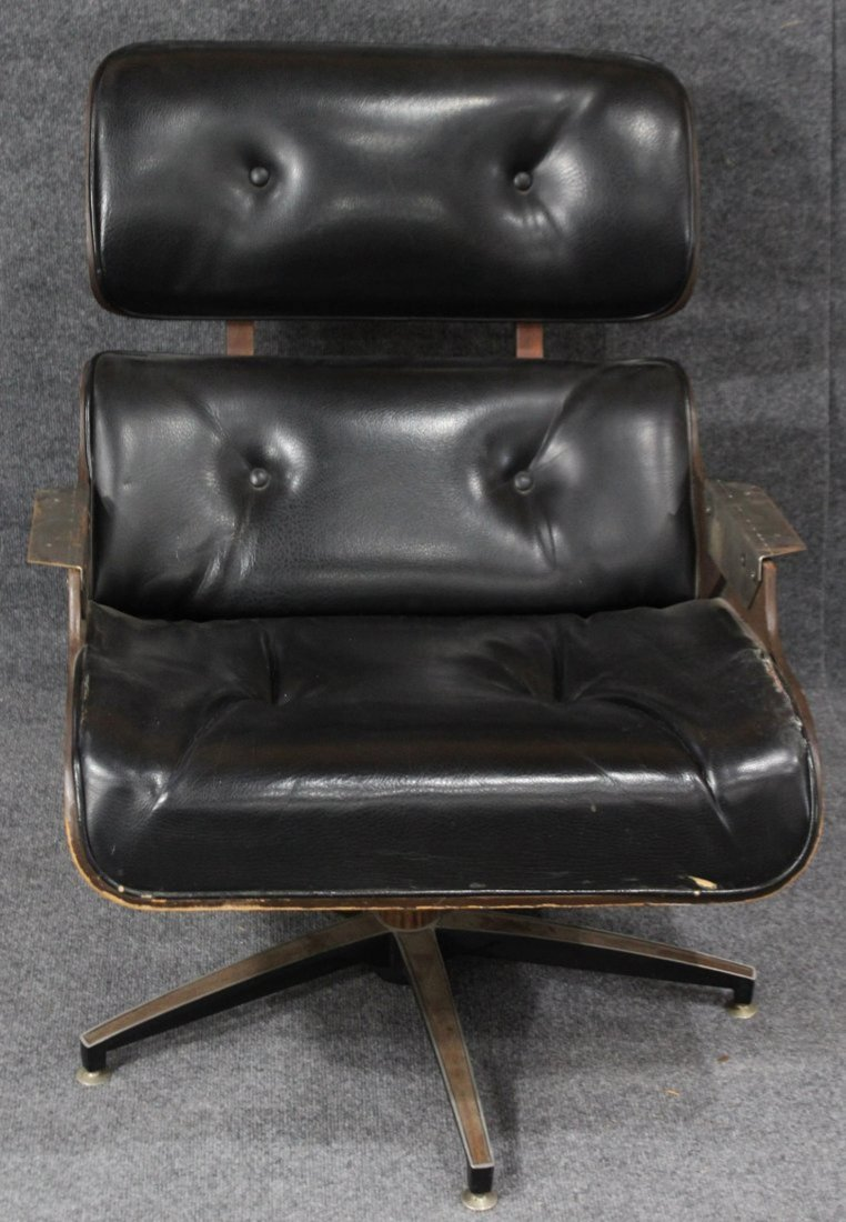 Charles Eames for Herman Miller style lounge chair - 2