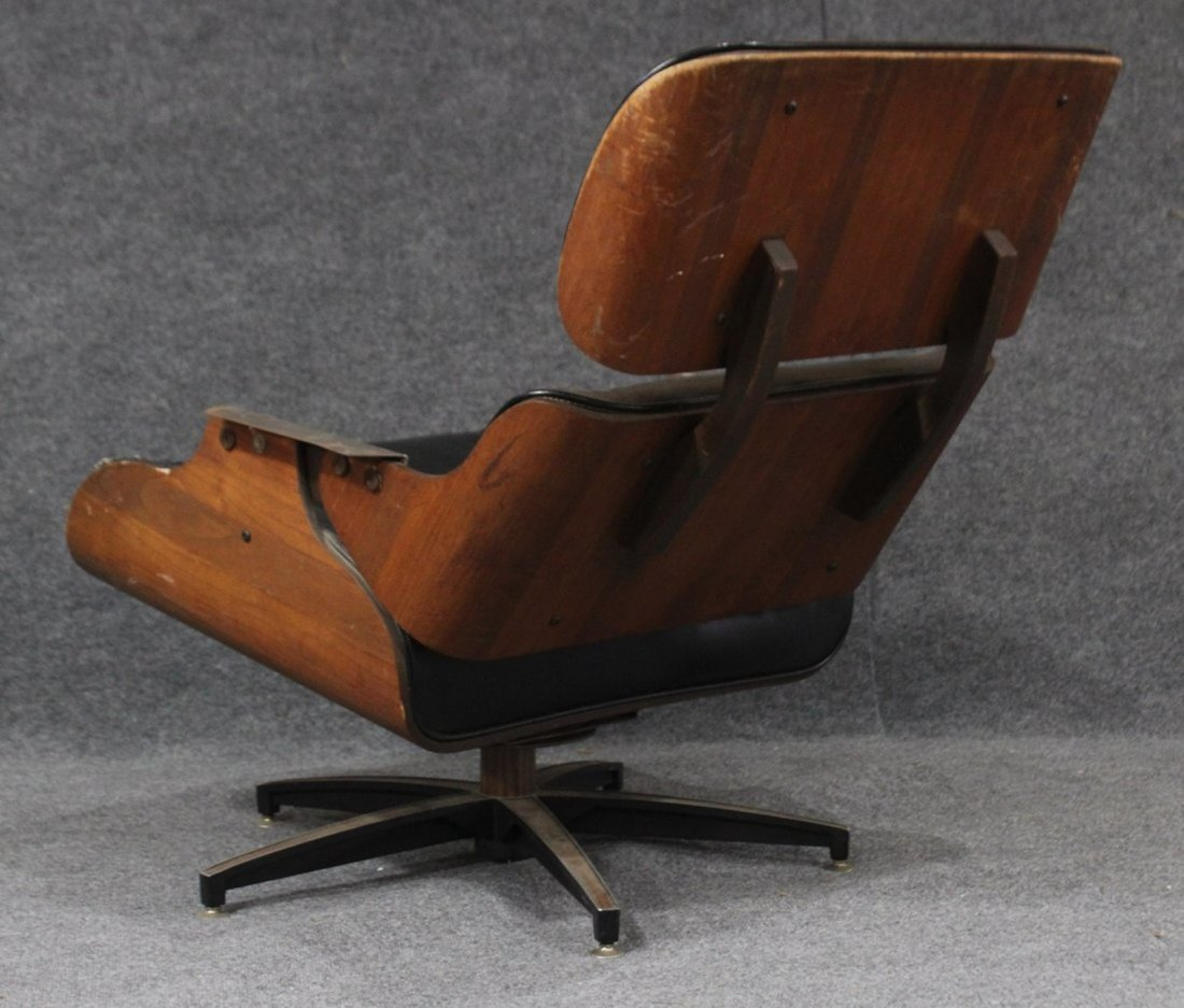 Charles Eames for Herman Miller style lounge chair - 4