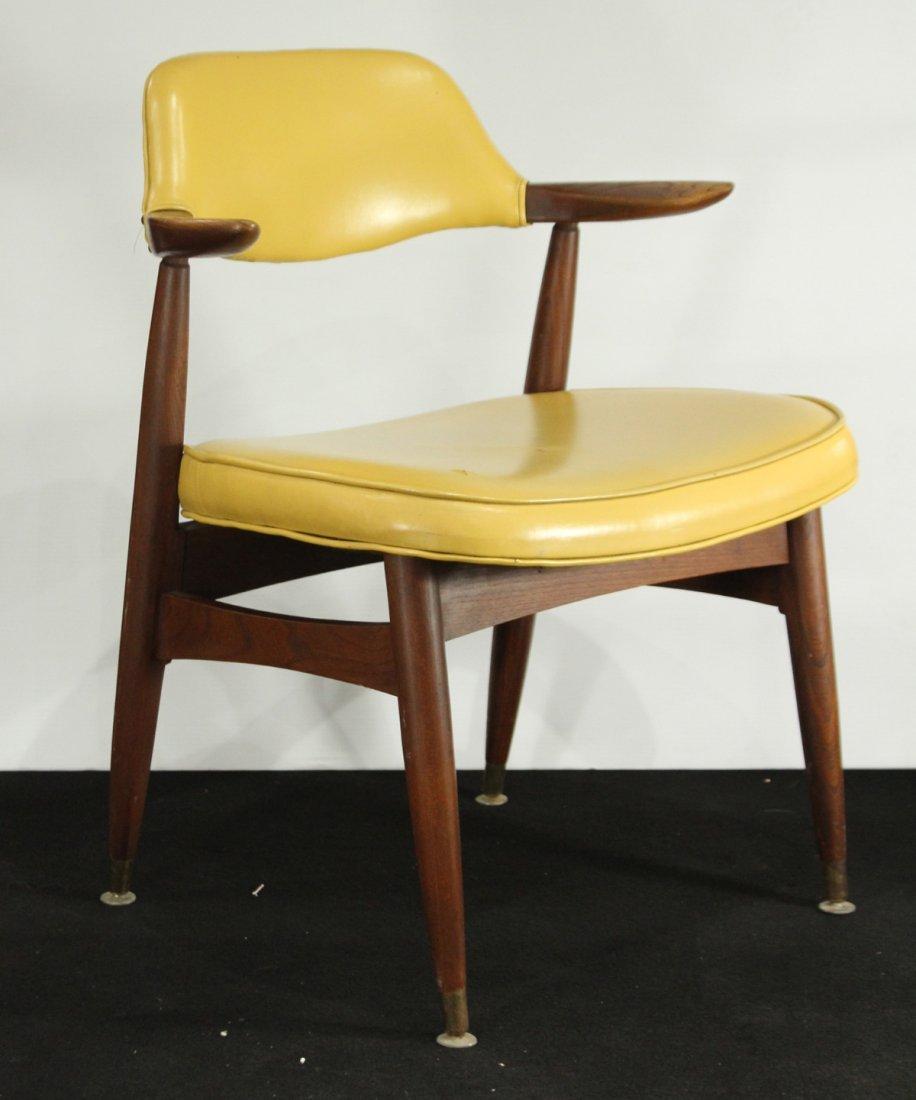 Paoli Chair Co Mid-Century Modern Short Arm Chair