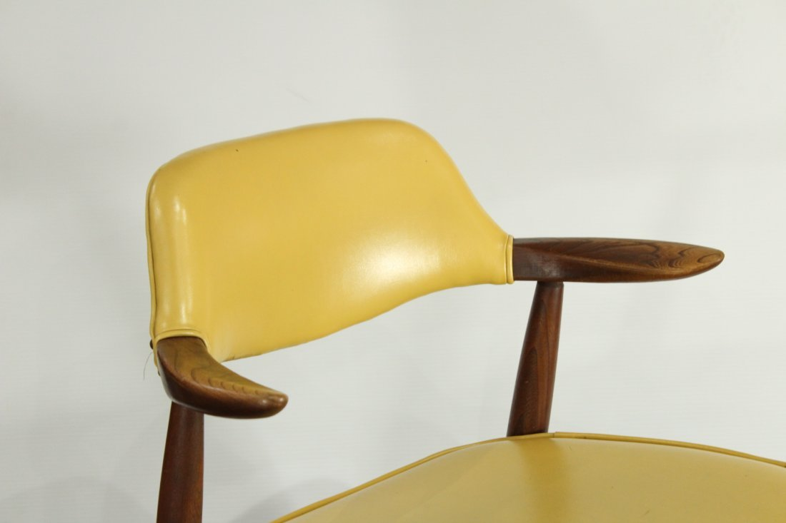 Paoli Chair Co Mid-Century Modern Short Arm Chair - 2