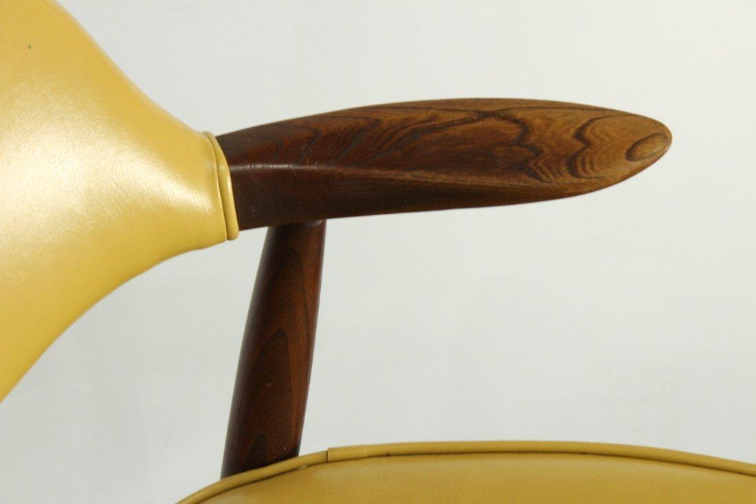 Paoli Chair Co Mid-Century Modern Short Arm Chair - 6