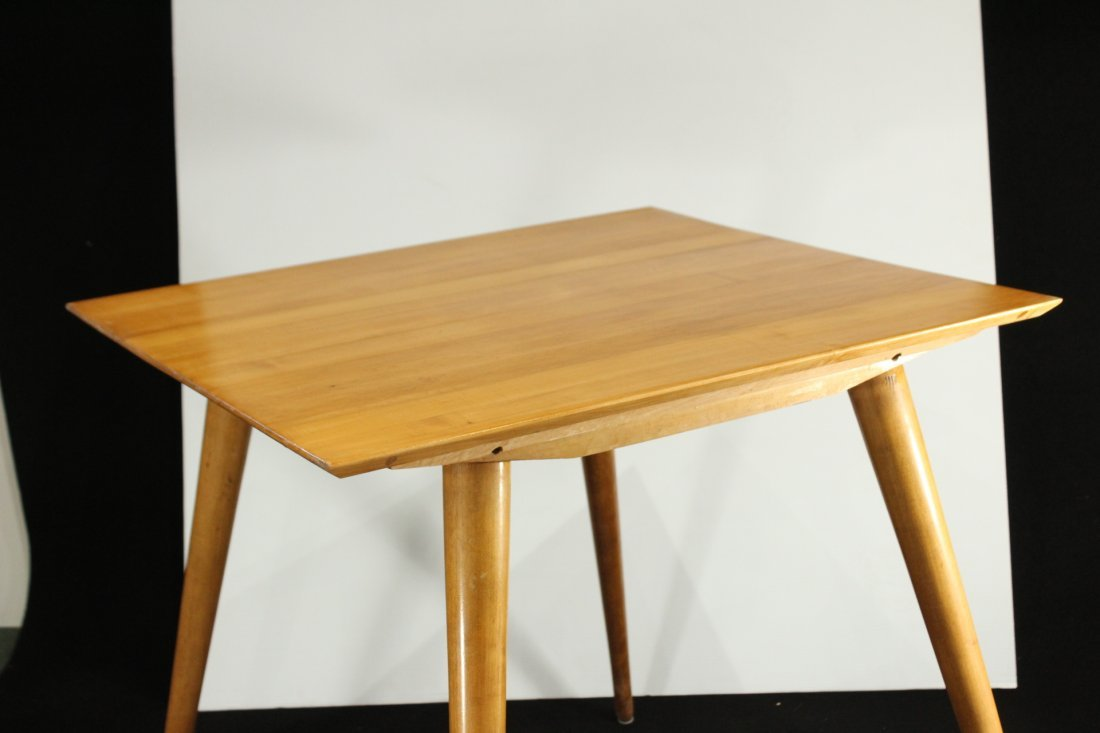 Paul Mccobb square table - 2