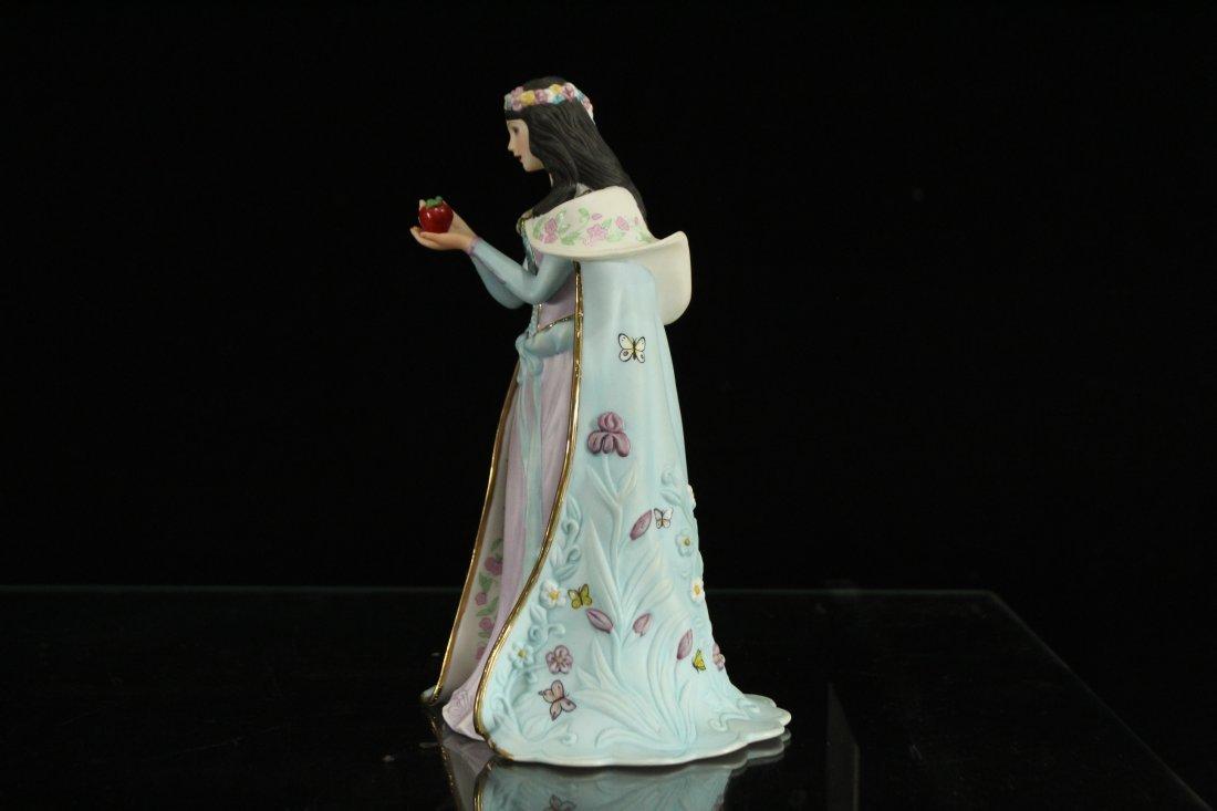 Snow White Lenox porcelain - 3