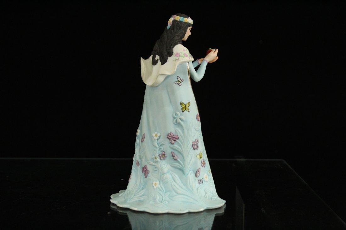 Snow White Lenox porcelain - 4