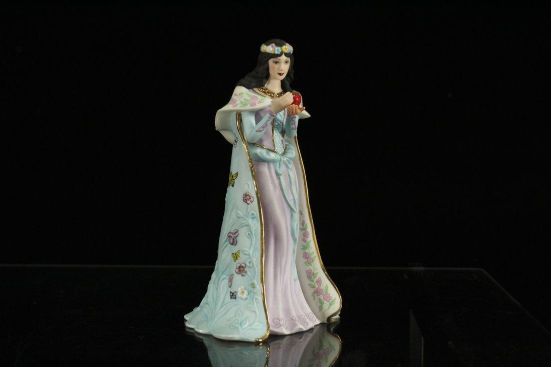 Snow White Lenox porcelain - 5