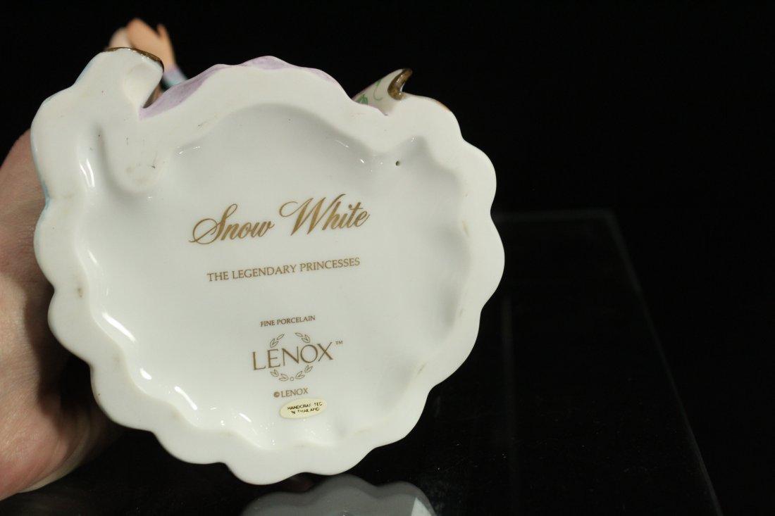 Snow White Lenox porcelain - 6