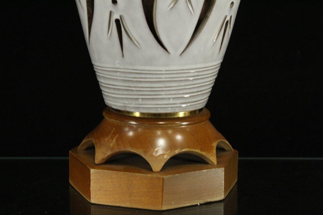 Mid-century modern lamp - 3
