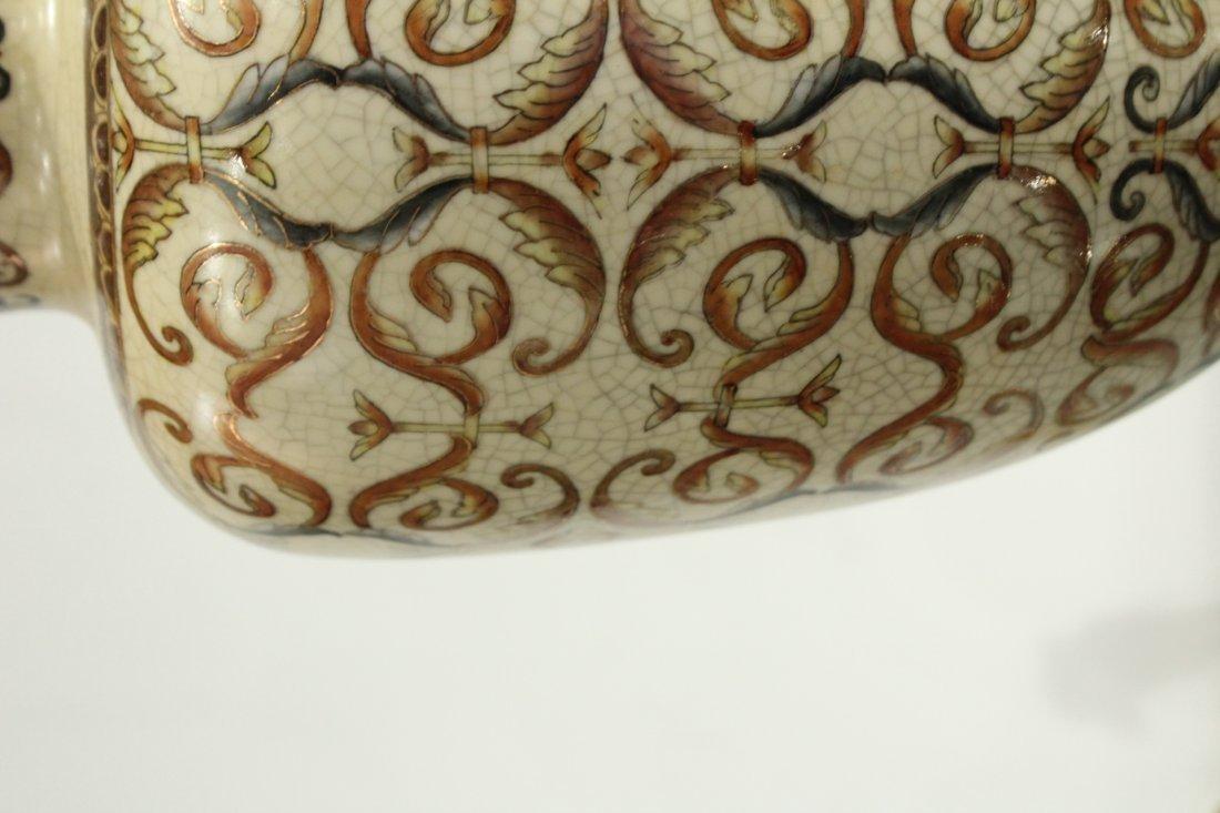 Vintage Pottery lamp - 2