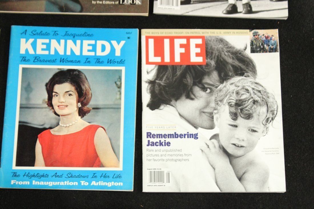 John F Kennedy Collection of Magazines - 3