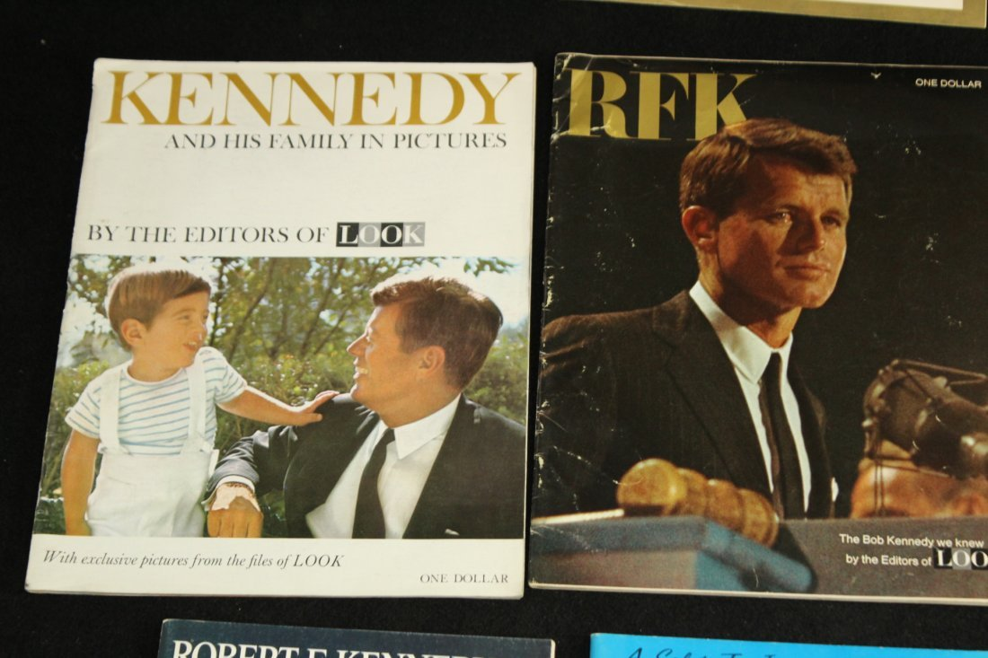 John F Kennedy Collection of Magazines - 5