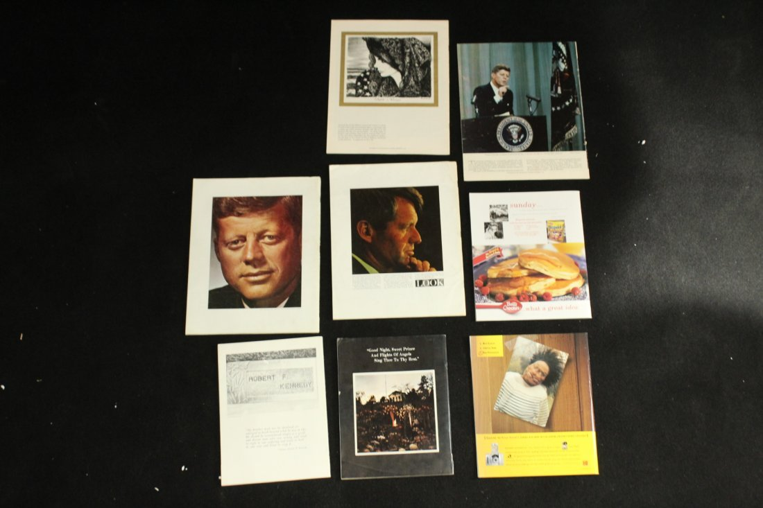 John F Kennedy Collection of Magazines - 7